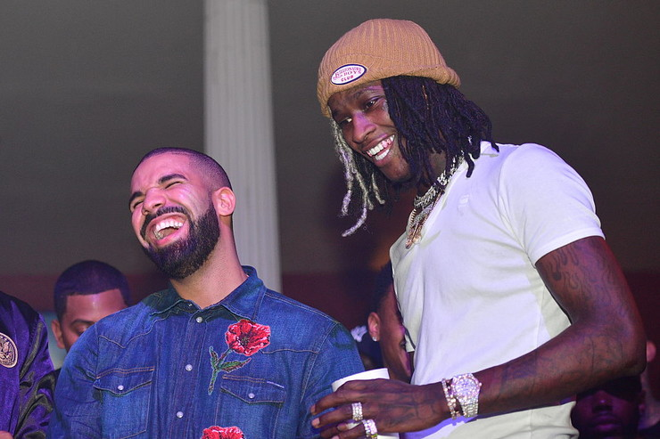 """Young Thug Announces """"Easy Breezy Beautiful Thugger Girls"""" Album; Executive Produced By Drake"""