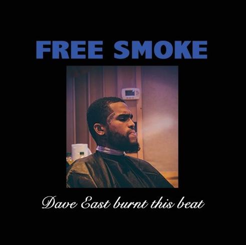 New Music: Dave East – Free Smoke (Remix)