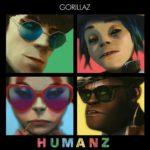 "New Album: Gorillaz – ""HUMANZ"" (Stream)"