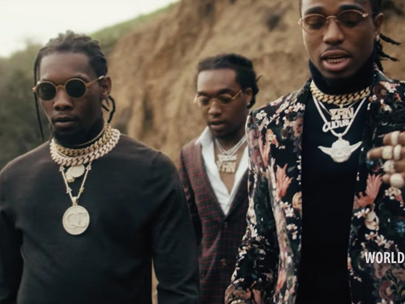 "New Video: Migos – ""Get Right Witcha"""