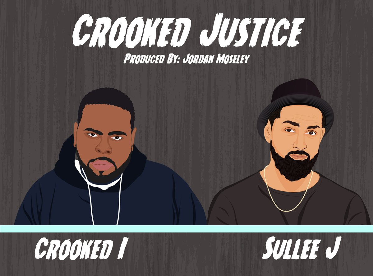 """New Music: Sullee J – """"Crooked Justice"""" (Feat. KXNG Crooked)"""