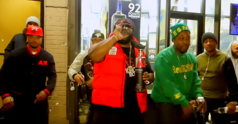 Video: King Bo – Motha Effen Party