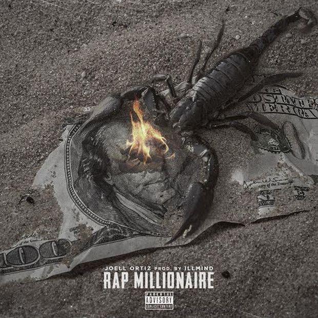 "New Music: Joell Ortiz – ""Rap Millionaire"""