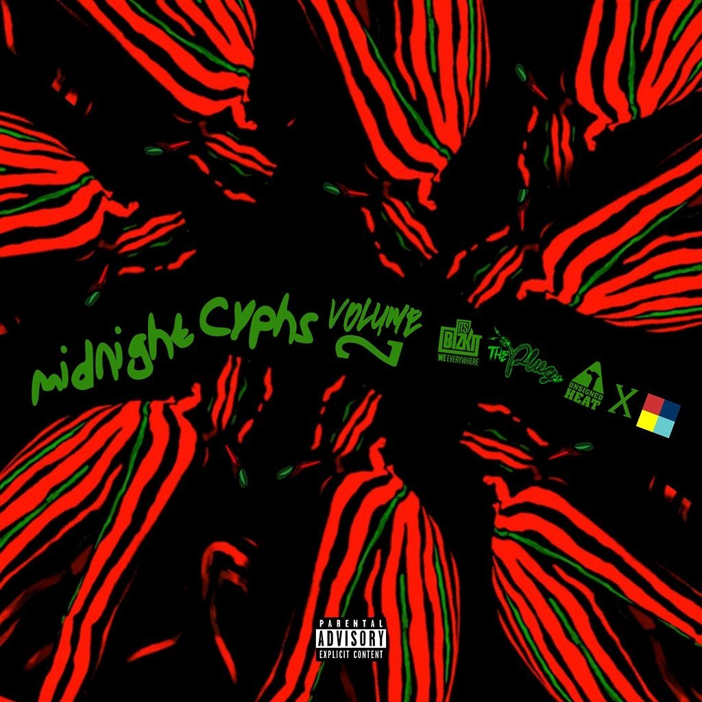 """New Music: """"Midnight Cyphs Vol. 2"""" (Compilation)"""