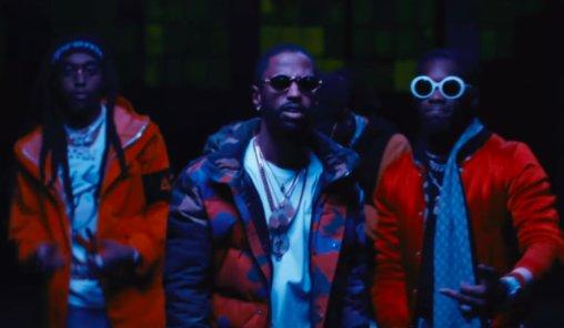 "New Video: Big Sean – ""Sacrifices"" (Feat. Migos)"