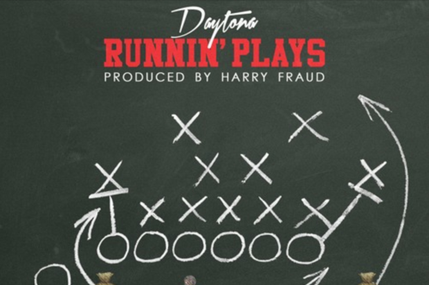 New Music: Daytona – Runnin Plays (Prod. By Harry Fraud)