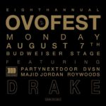 Drake Announces 8th Annual 'OVO Fest'