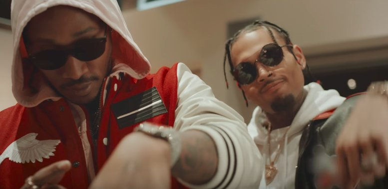 """New Video: Future – """"Pie"""" (Feat. Chris Brown)"""
