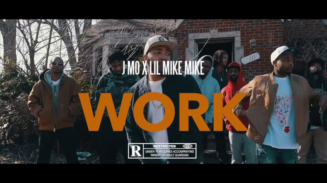 """New Video: J-Mo – """"Work"""" (Ft. Lil Mike Mike)"""