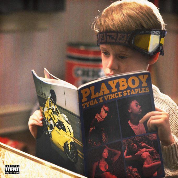 "New Music: Tyga – ""Playboy"" (Feat. Vince Staples)"