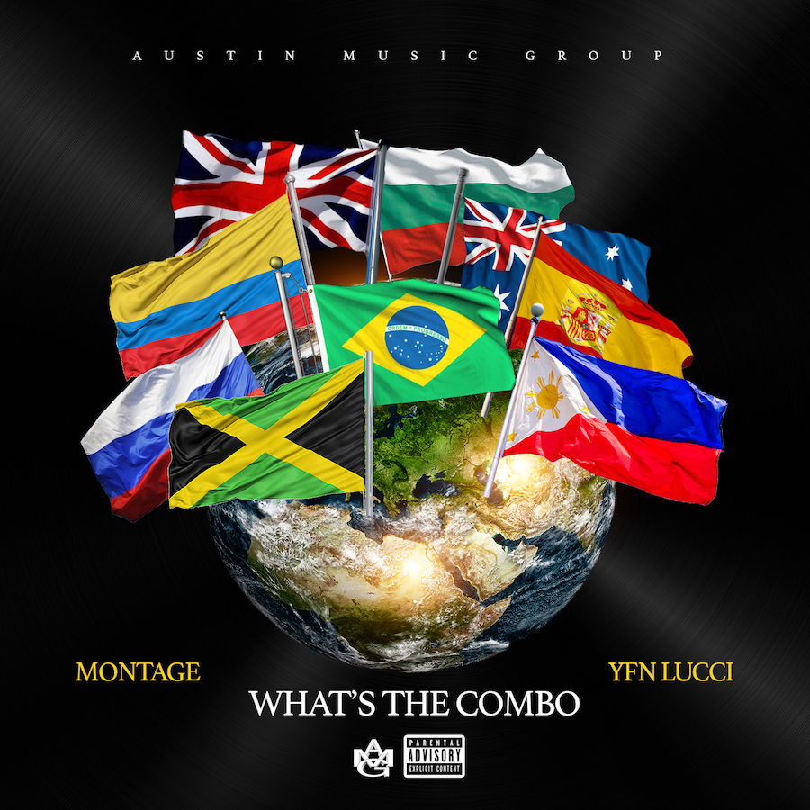 "New Music: Montage ft. YFN Lucci – ""What's The Combo"""