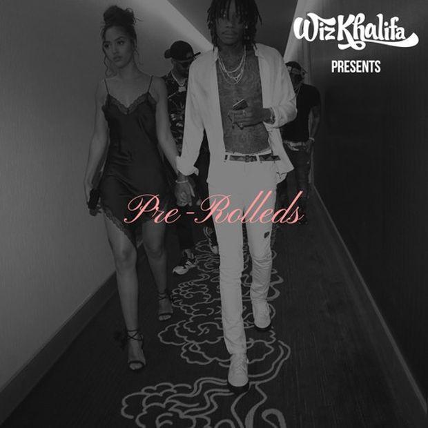 "New Music: Wiz Khalifa – ""Pre-Rolleds"" [EP]"