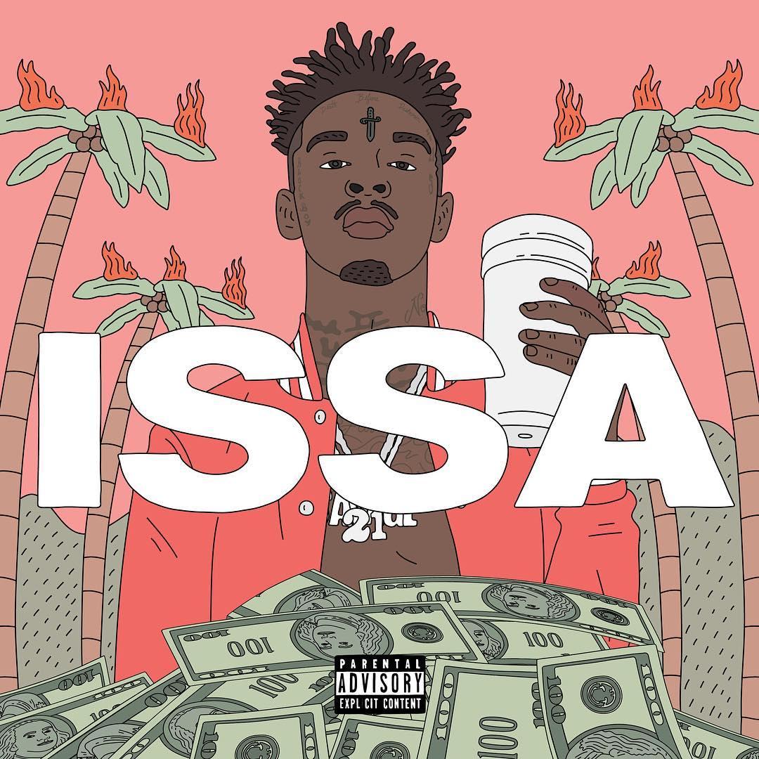 "New Album: 21 Savage – ""ISSA"" (Stream)"