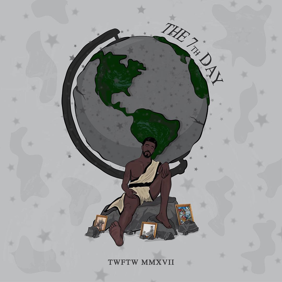EP: Tony Williams – The 7th Day