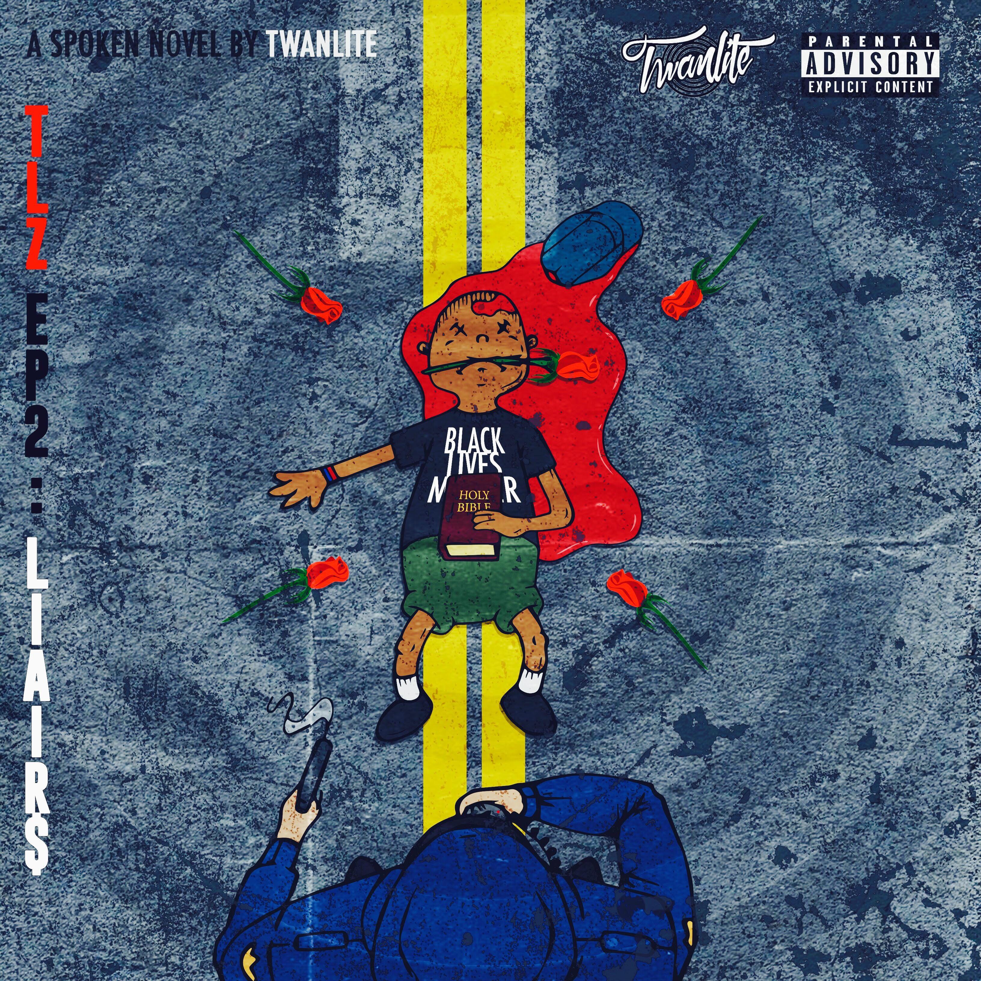 TwanLite – TLZ EP2: L.I.A.R.S. (Project Stream)