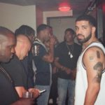 Drake Gets Lil Wayne Tatted On His Arm