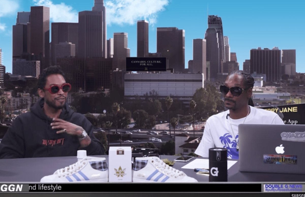 Miguel Interview On 'GGN' w/ Snoop Dogg (VIDEO)