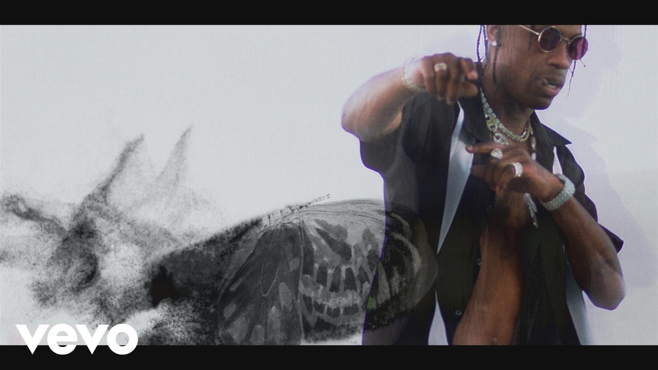 Video: Travis Scott – Butterfly Effect