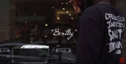 """New Video: Joey Golden – """"Bentley"""""""