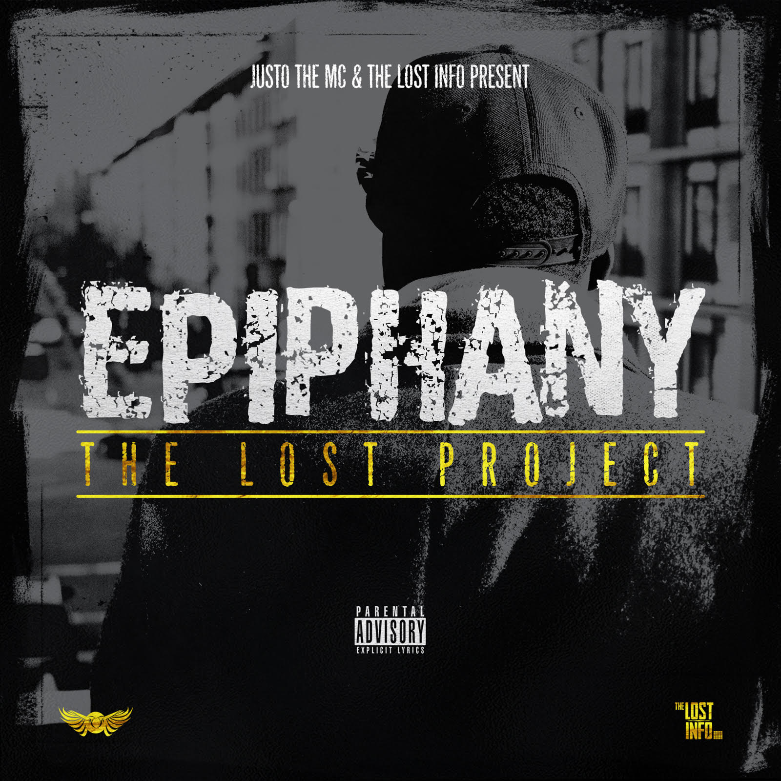 """New Album: Justo The MC & The Lost Info – """"Epiphany: The Lost Project"""""""