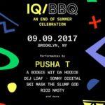 Genius Announces First Annual 'IQ/BBQ'