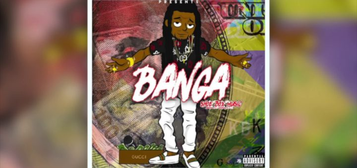 "New Video: Banga – ""Shoebox Freestyle"" [In-Studio]"
