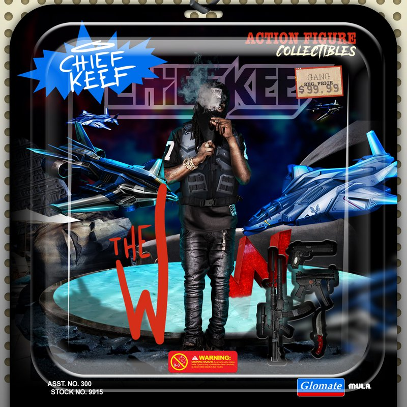 """New Mixtape: Chief Keef – """"The W"""""""