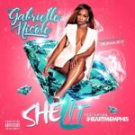 """New Music: Gabrielle Nicole ft. iHeartMemphis – """"She Lit"""""""