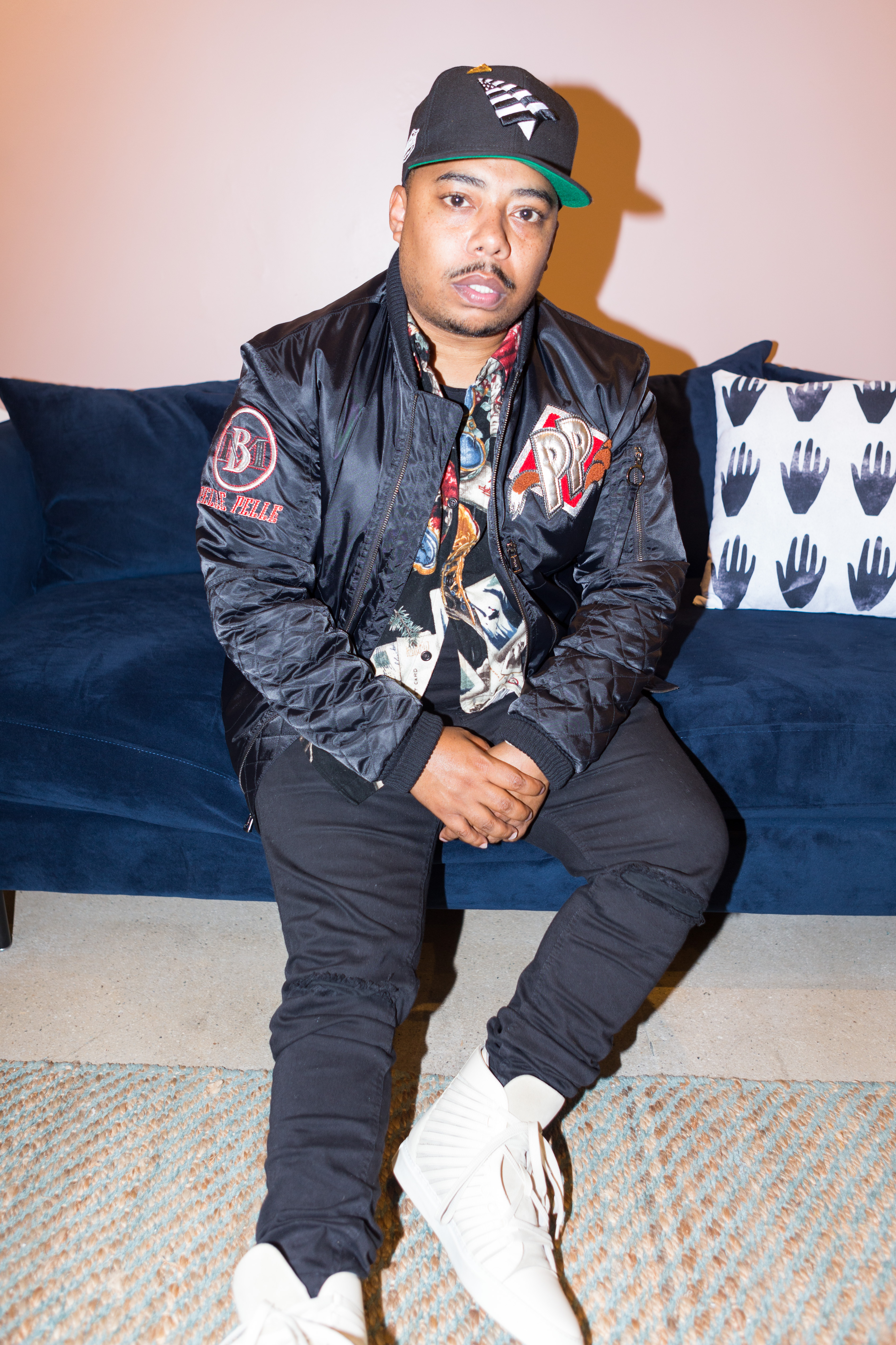 Manolo Rose Talks Getting His Start In Music, Hip-Hop's Great Impact, Fashion & More w/ 'Pelle Pelle' (VIDEO)