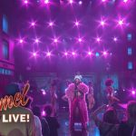 "Cardi B Performs ""Bodak Yellow"" Live On 'Jimmy Kimmel'"