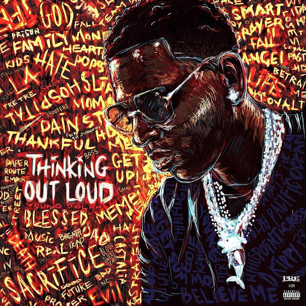 """New Album: Young Dolph – """"Thinking Out Loud"""""""