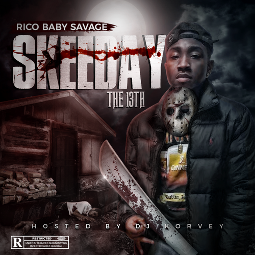 """New Mixtape: Rico Baby Savage – """"Skee Day The 13th"""""""