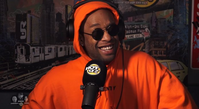 Ty Dolla $ign Talks New Album, New Label & More On 'Ebro In The Morning' (VIDEO)
