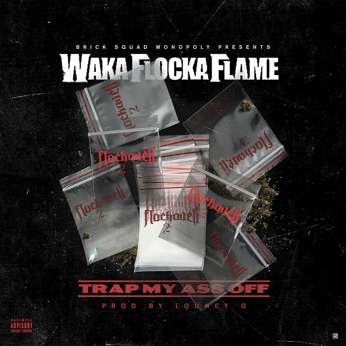 "New Music: Waka Flocka Flame – ""Trap My Ass Off"""