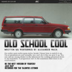"New Music: Alexander Mack – ""Old School Cool"""