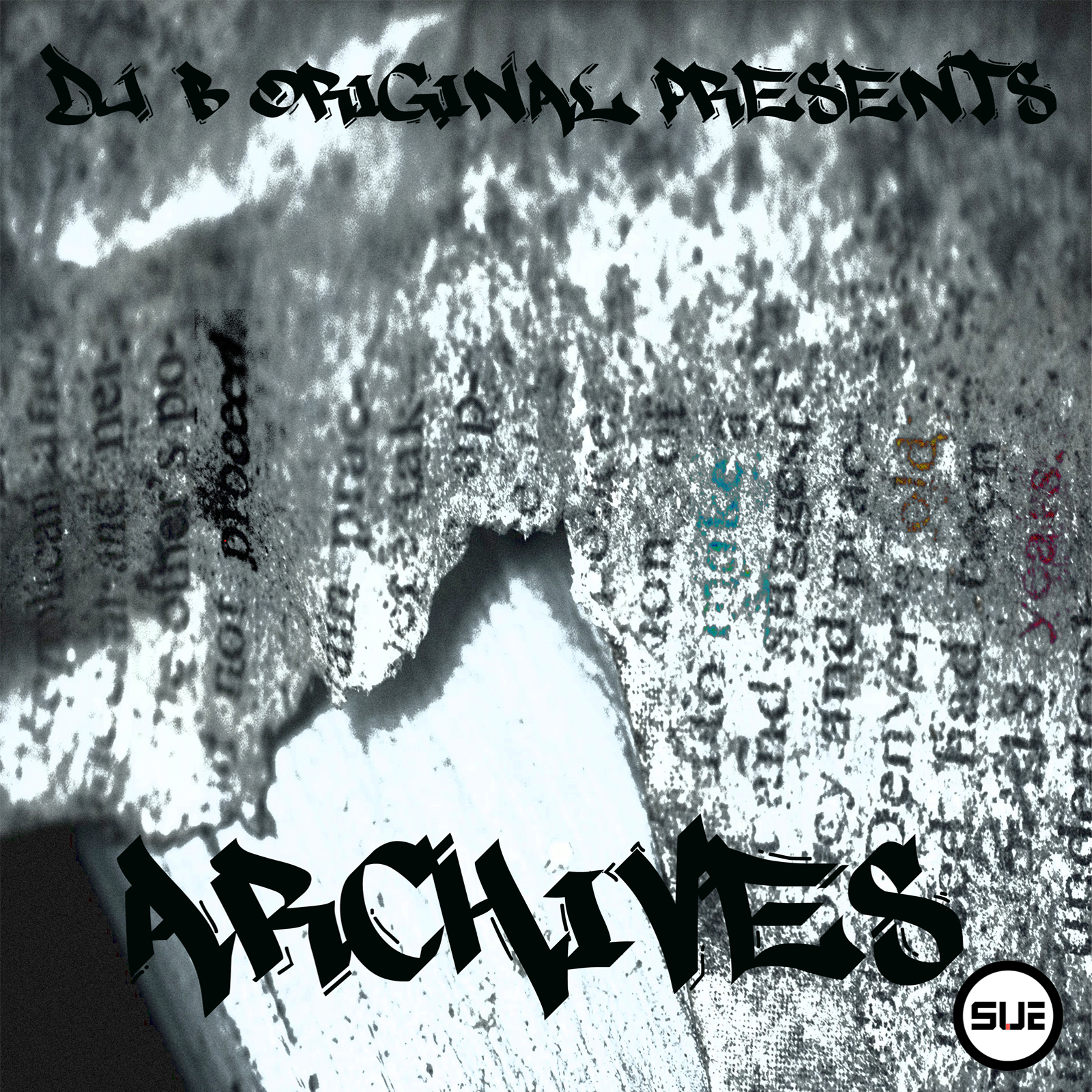 "New Album: DJ B. Original – ""Archives"""