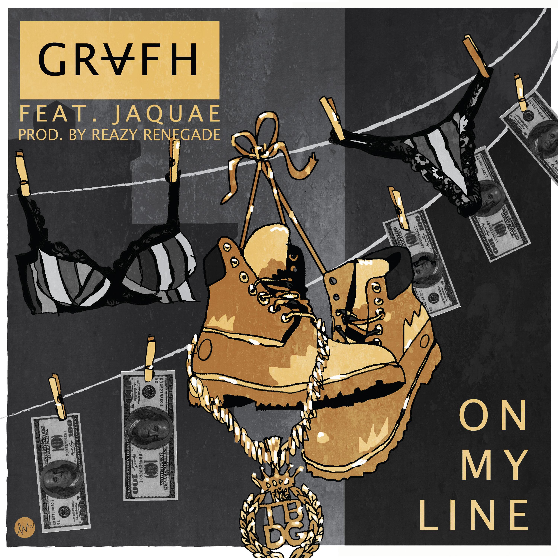 "New Music: Grafh ft. Jaquae – ""On My Line"""