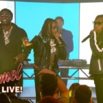 "Gucci Mane & Migos Perform ""I Get The Bag"" Live On 'Jimmy Kimmel!'"
