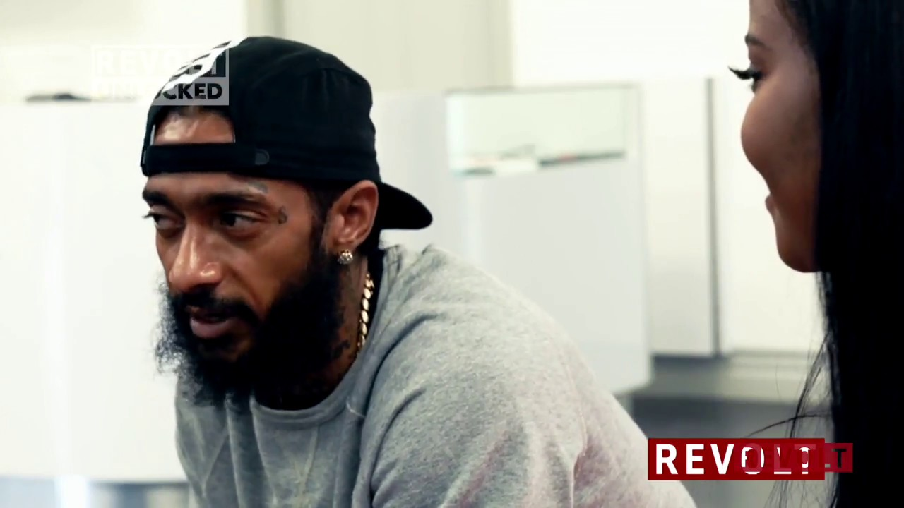 Nipsey Hussle Talks New Smart Store, Importance of Ownership & More w/ Karen Civil (VIDEO)