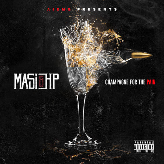 New Album:  Masi & HP – Champagne For The Pain