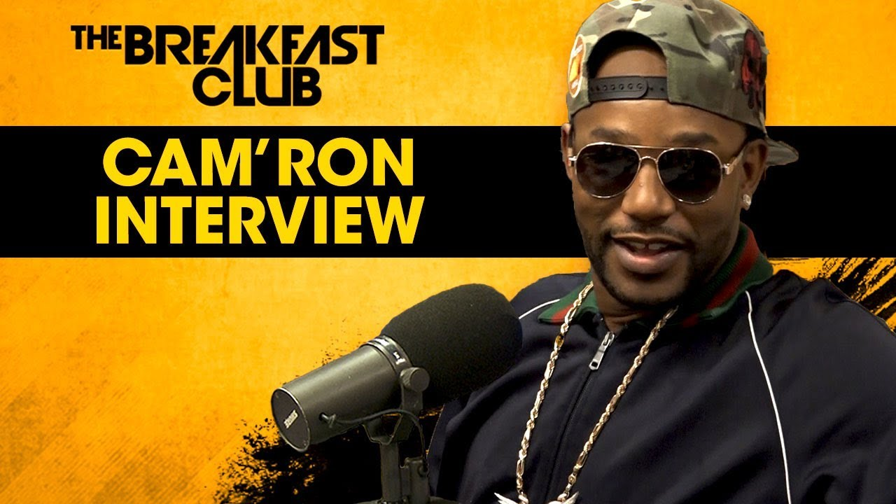 Video: Cam'ron On The Breakfast Club