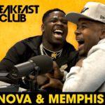 Video: Casanova & Memphis Bleek Interview With The Breakfast Club