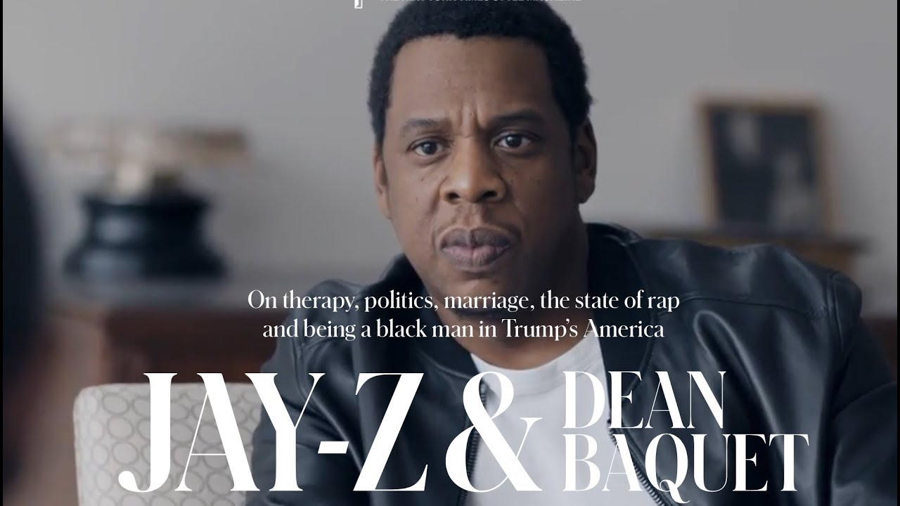 jay z interview In friday's episode of david letterman's netflix series, my next guest needs no introduction, i had a paper route too, letterman kept with tradition and slipped in a question about president trump with only fifteen minutes left in the hour-long interview this week's guest was rapper jay-z, a vocal trump hater.