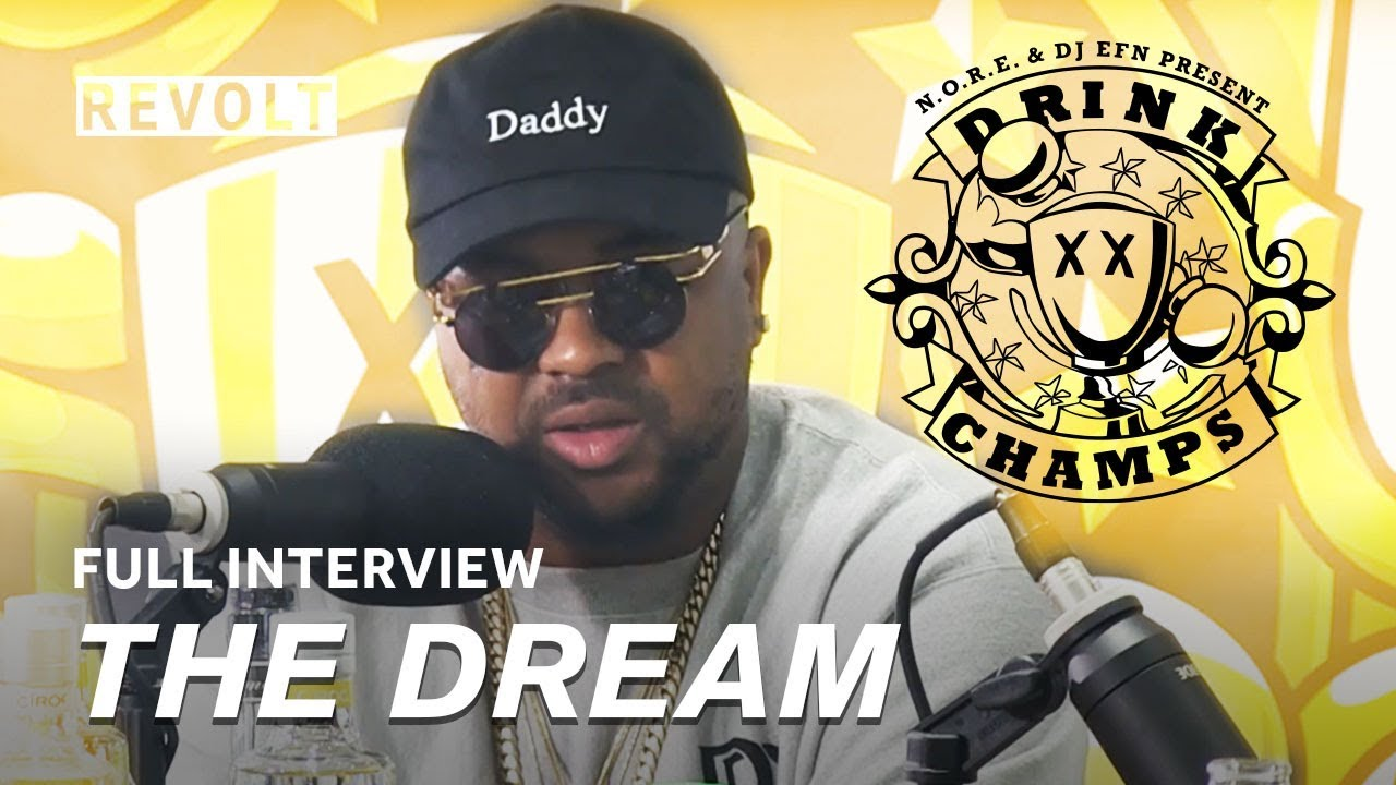 Video: The-Dream On Drink Champs