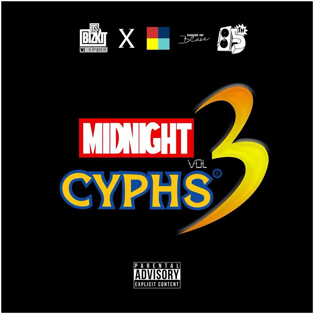 Midnight Cyphs Vol. 3 (Compilation)