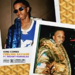 "New Music: King Combs – ""Feeling Savage"" (feat. Smooky MarGielaa)"