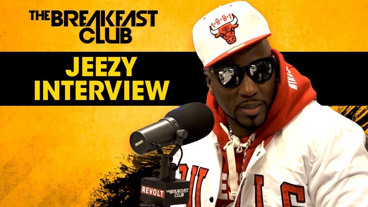 Video: Jeezy On The Breakfast Club