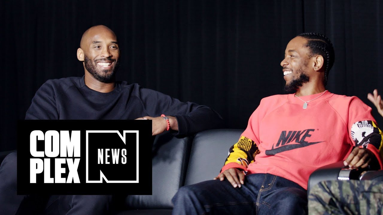 Video: Kobe Bryant & Kendrick Lamar Discuss Greatness With Complex