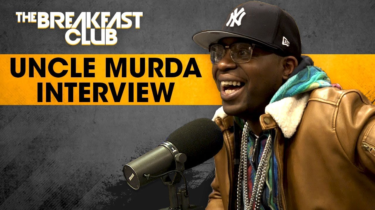 Video: Uncle Murda On The Breakfast Club