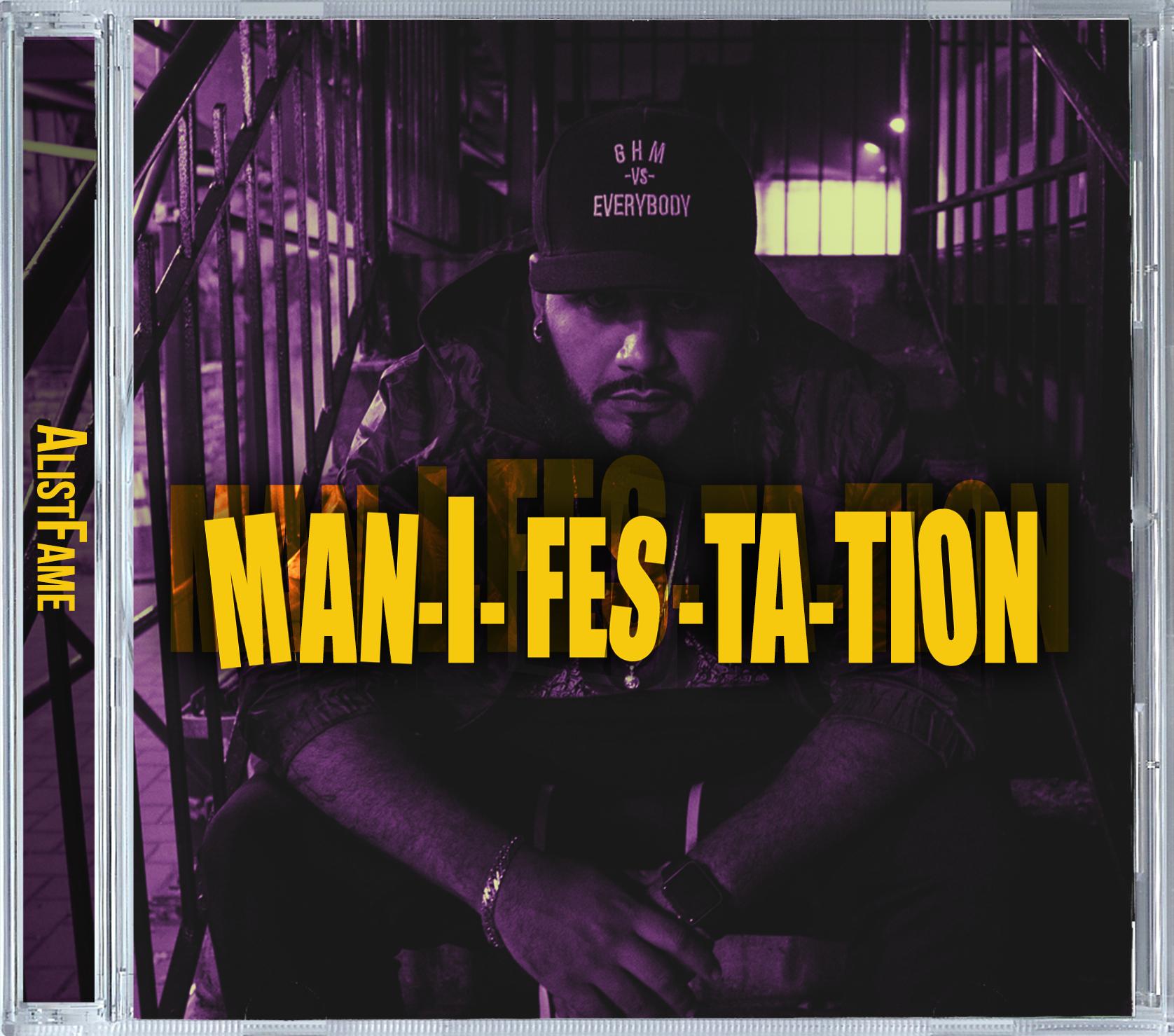 New Music: AlistFame – MAN·I·FES·TA·TION (LP)